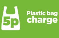 5p plastic bag charge