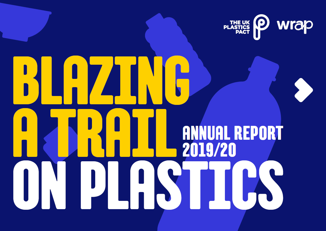 The UK Plastics Pact Annual Report 2019-20